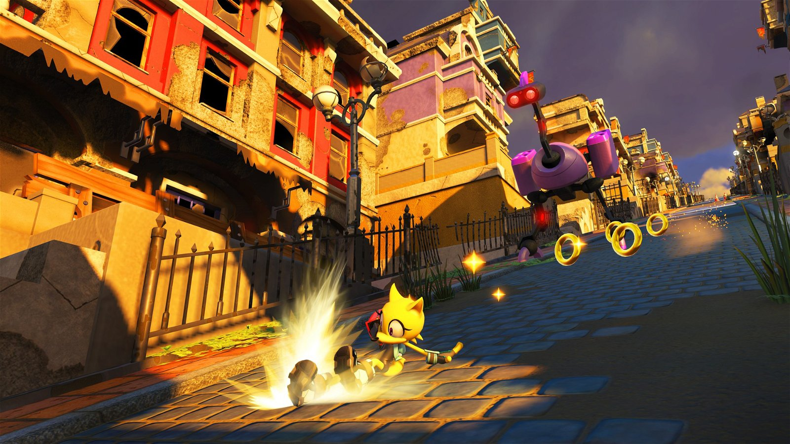 Sonic Forces (Ps4) Review: Running With Dead Weight 3