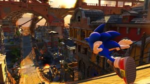 Sonic Forces (PS4) Review: Running With Dead Weight