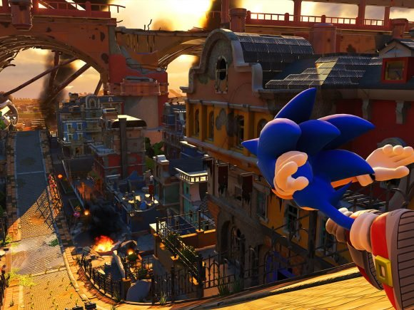 Sonic Forces (PS4) Review: Running With Dead Weight 4