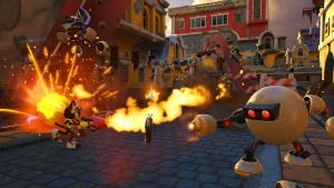 Sonic Forces (PS4) Review: Running With Dead Weight 7