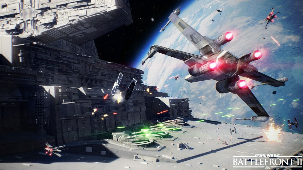 Star Wars Battlefront 2 Review – Some Games Fall To The Dark Side Of Micro-Transactions. 11