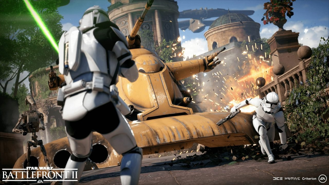 Star Wars Battlefront 2 Review – Some Games Fall to the Dark Side of Micro-Transactions. 1