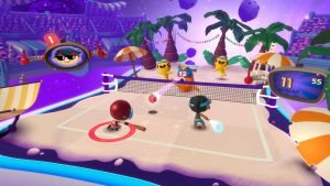 Super Beat Sports (Switch) Review - Multiplayer Rhythm Sports Heaven 1