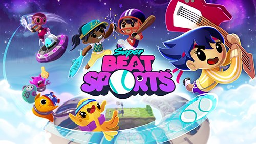 Super Beat Sports (Switch) Review - Multiplayer Rhythm Sports Heaven 6