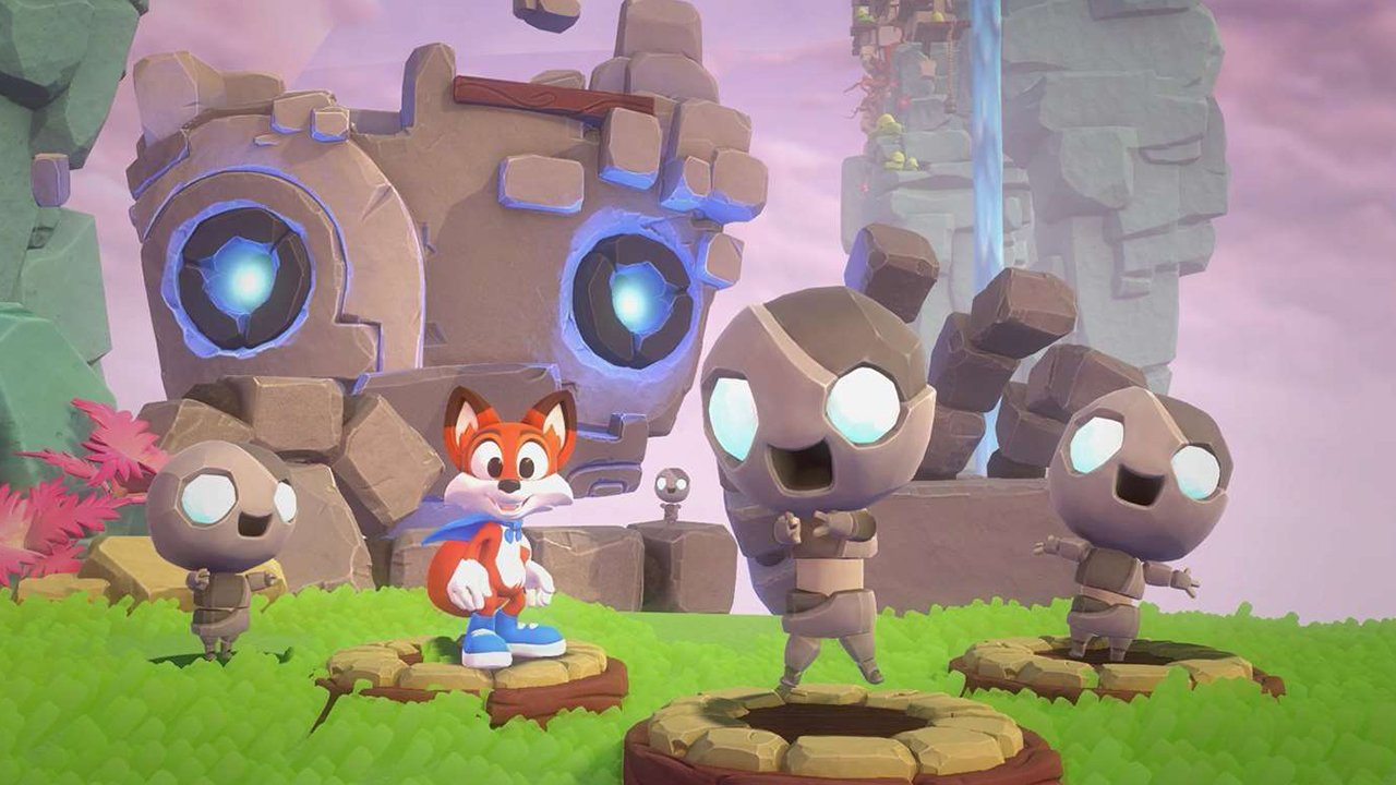 Super Lucky's Tale (Xbox One) Review - The Only Title to Launch Alongside the Xbox One X 3
