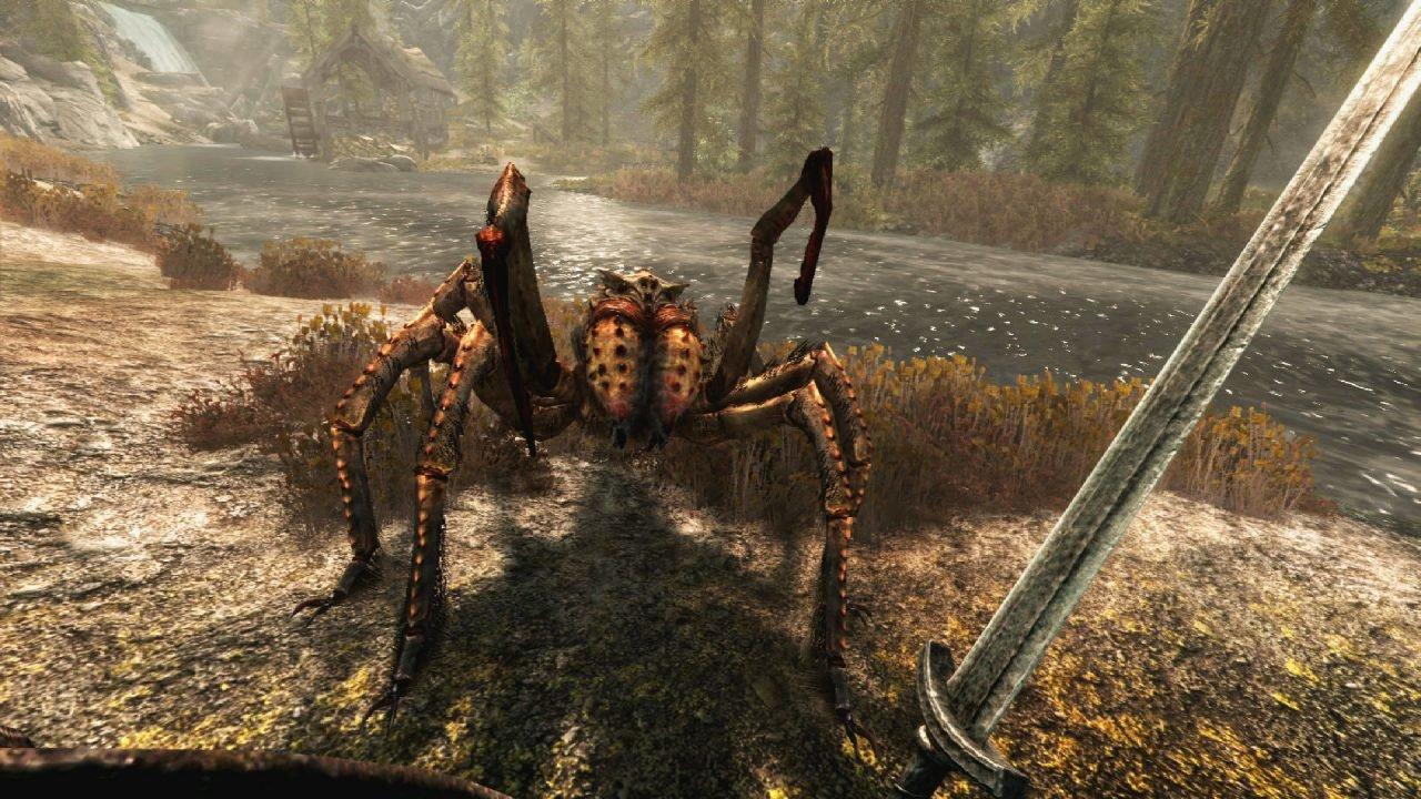The Elder Scrolls: Skyrim VR Review: Fresh Ideas, Bad Controls 3