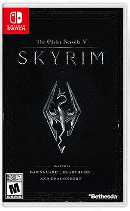 The Elder Scrolls V: Skyrim (Nintendo Switch) Review - Arrow in the Etcetera... 2