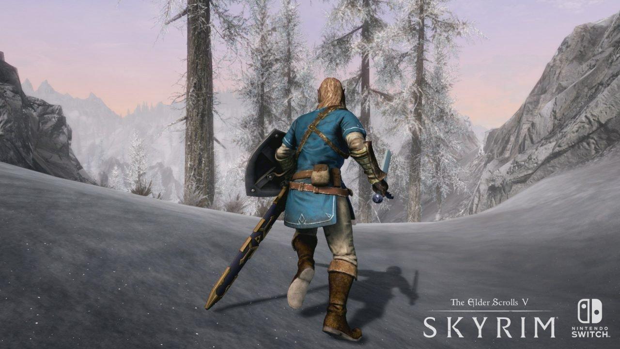 The Elder Scrolls V: Skyrim (Nintendo Switch) Review - Arrow In The Etcetera... 4
