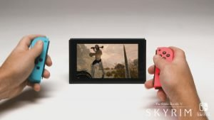 The Elder Scrolls V: Skyrim (Nintendo Switch) Review - Arrow in the Etcetera... 5