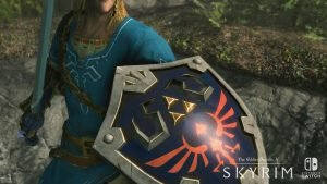 The Elder Scrolls V: Skyrim (Nintendo Switch) Review - Arrow in the Etcetera... 6