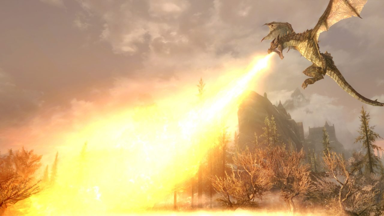 The Elder Scrolls V: Skyrim (Nintendo Switch) Review - Arrow in the Etcetera... 8