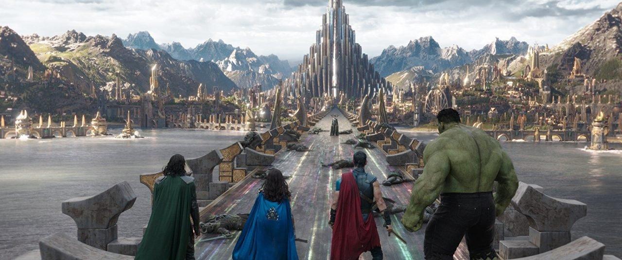 Thor Ragnarok Review - Thor Gets Good 1