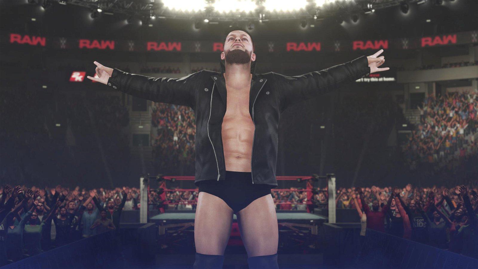 WWE 2K18 (PS4) Review: Botchamania 2