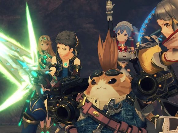 Xenoblade Chronicles 2 Review In Progress: This is the Aegis's Power 12