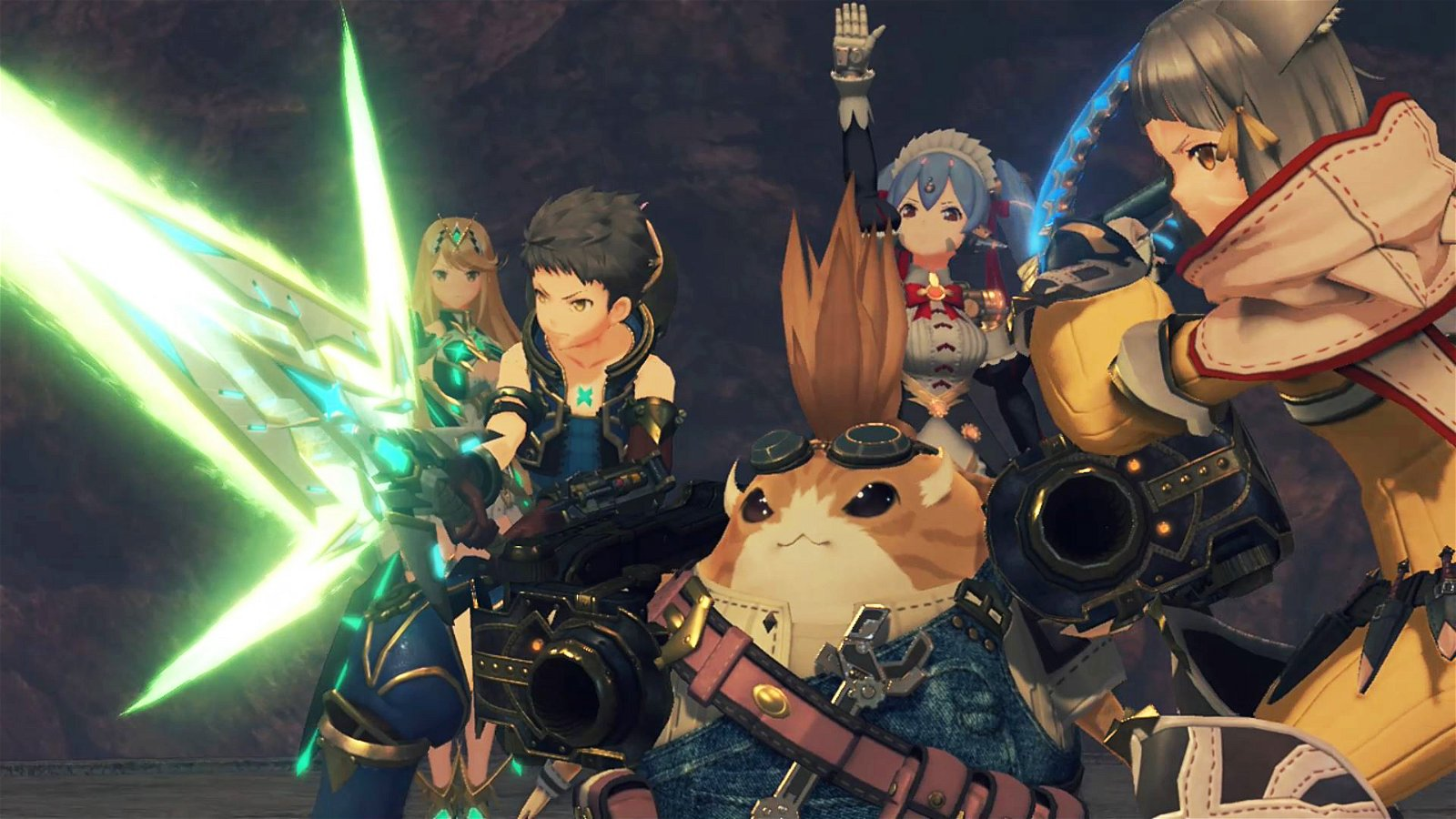 Xenoblade Chronicles 2 Review: A Blade in Need of a Whetstone 2