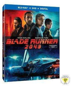 Blade Runner 2049 Blu-Ray Giveaway