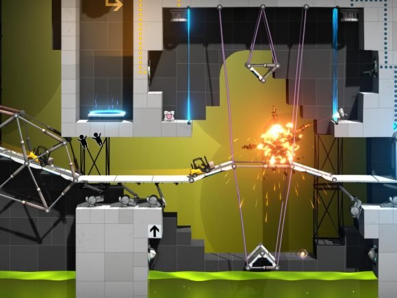 Portal Returns This Month With Bridge Constructor Portal
