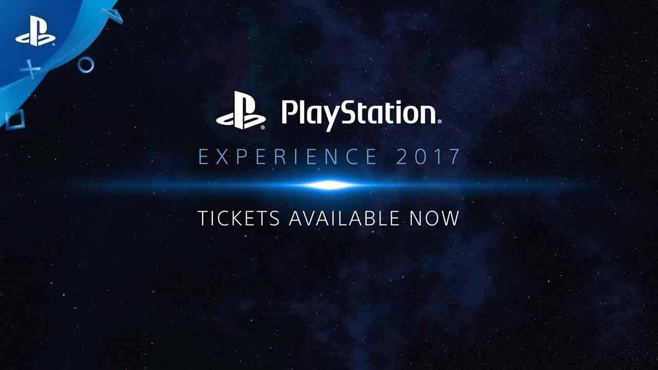 PlayStation Experience 2017 News and Trailers Roundup