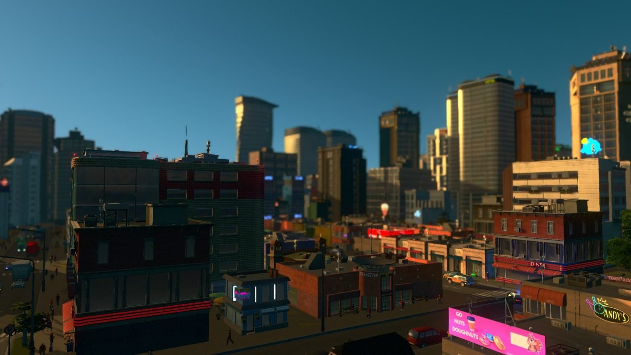 Cities: Skylines (PS4) Review - Sky's The Limit 3