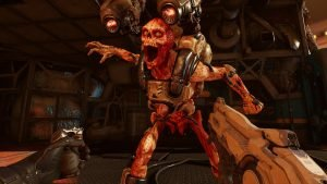 Doom VFR Review - A Compromised Bloody Affair 1