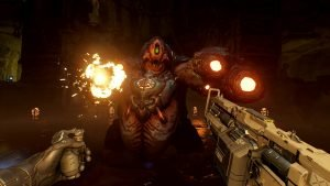 Doom VFR Review - A Compromised Bloody Affair