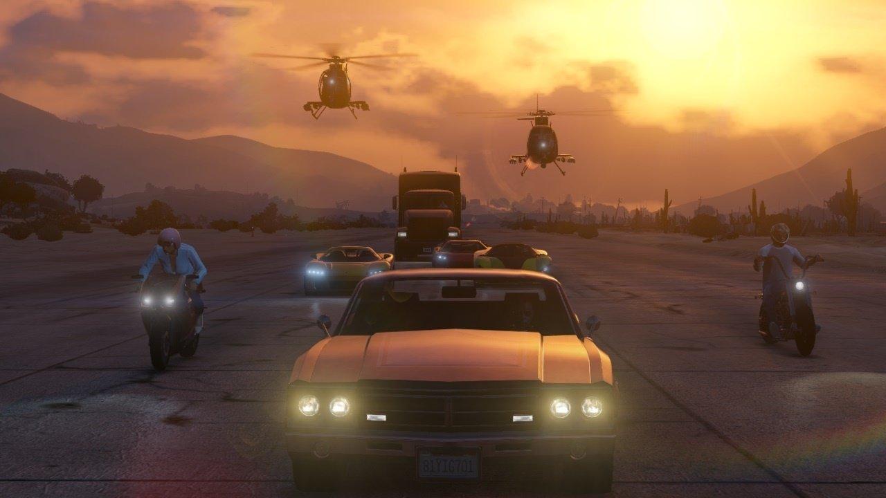 Grand Theft Auto Online's Doomday Update Goes Live, Rockstar Releases New Details