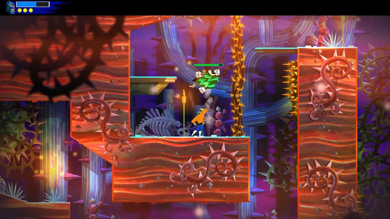 Guacamelee 2 Is The Same Dish With A Few New Ingredients 2