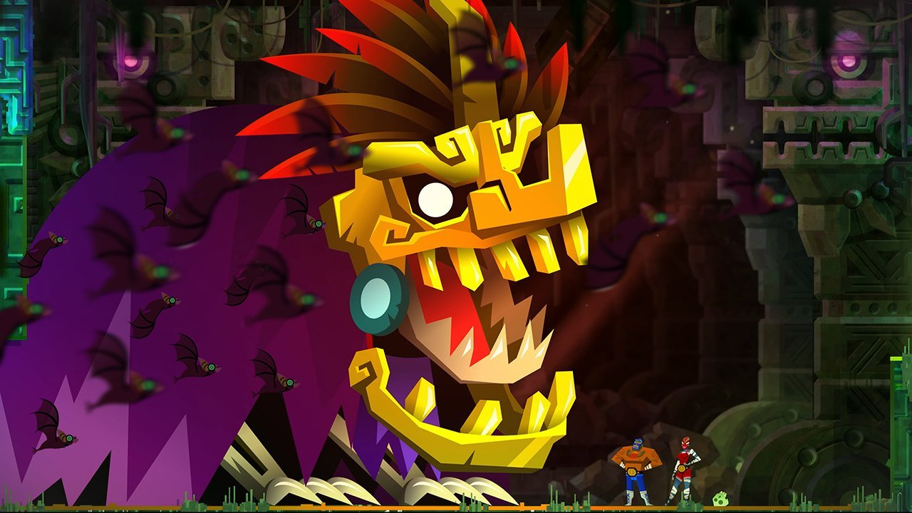 Guacamelee 2 is The Same Dish With a Few New Ingredients