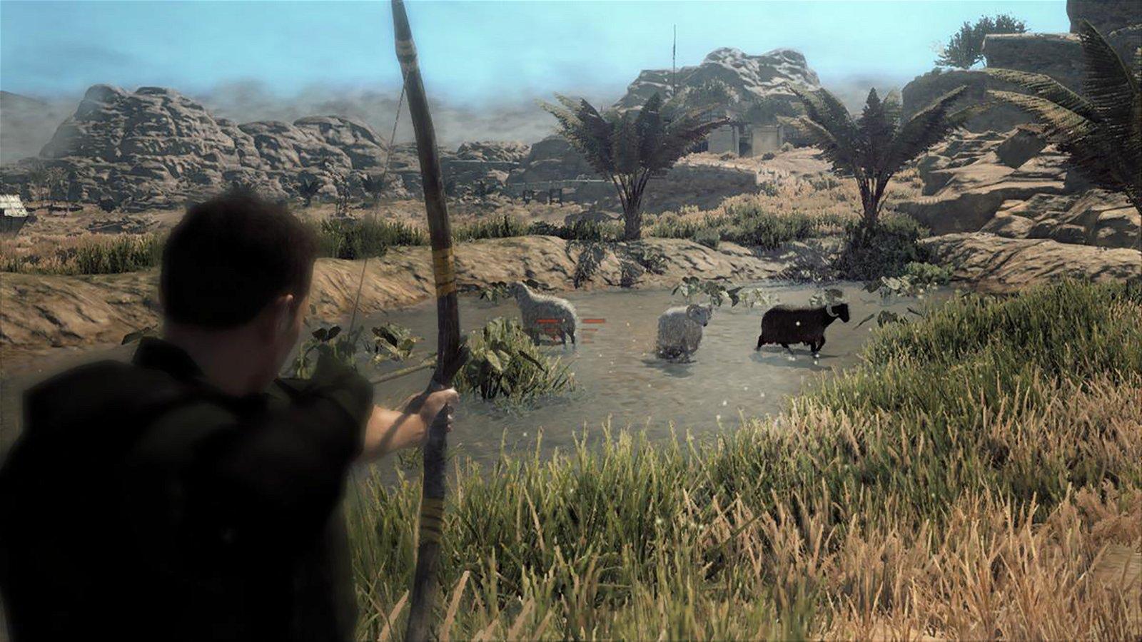 Konami Reveals Single Player and Beta Details for Metal Gear Survive