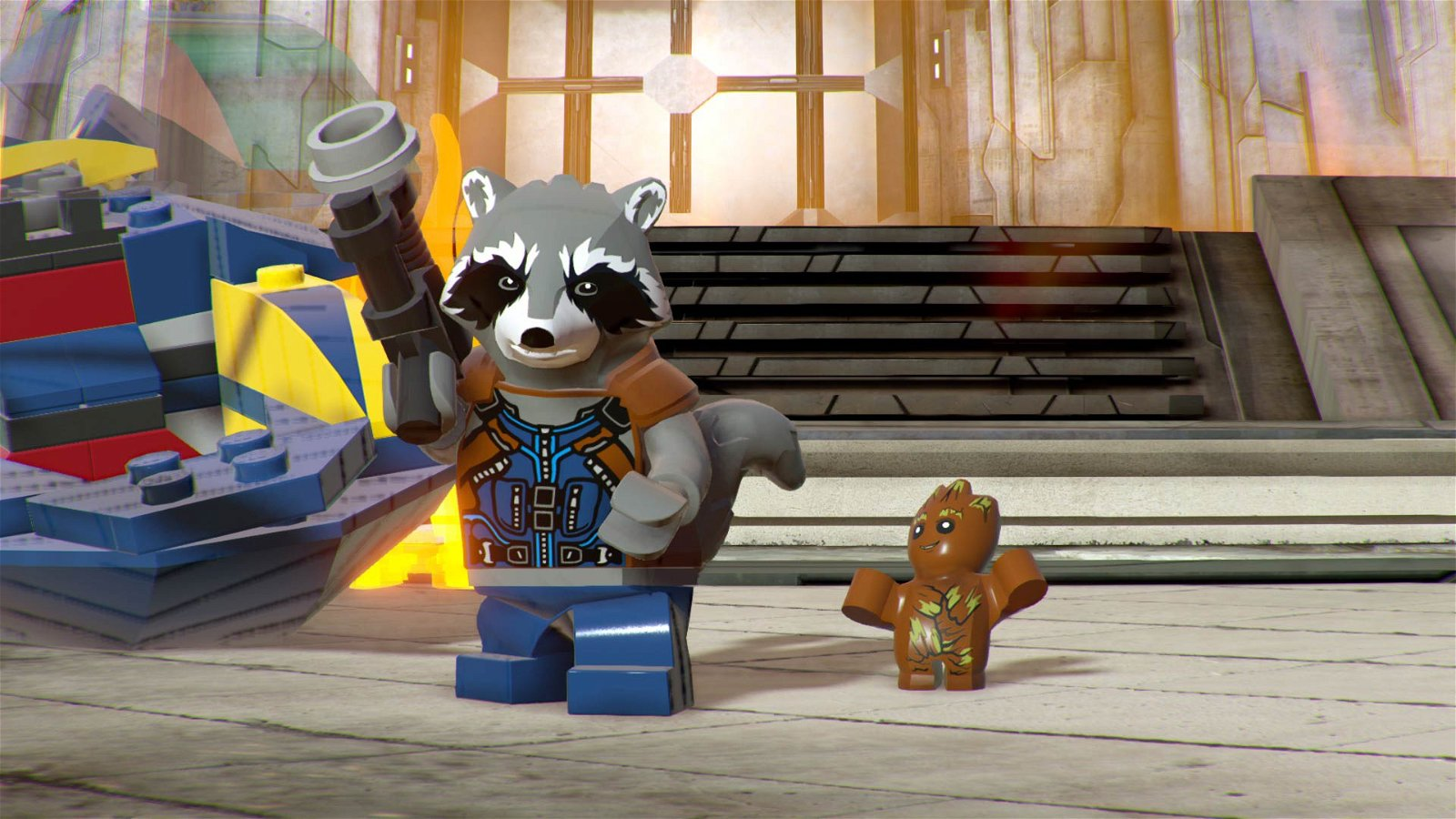 Lego Marvel Super Heroes 2 (Switch) Review: The Block Justice League 4