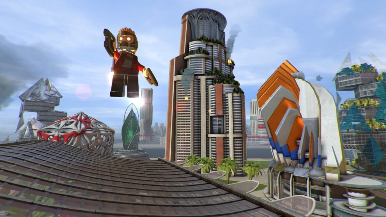Lego Marvel Super Heroes 2 (Switch) Review: The Block Justice League 5