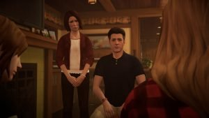 "Life is Strange: Before the Storm Episode 3: ""Hell is Empty"" (PS4) Review: Lies in the Eye 9"