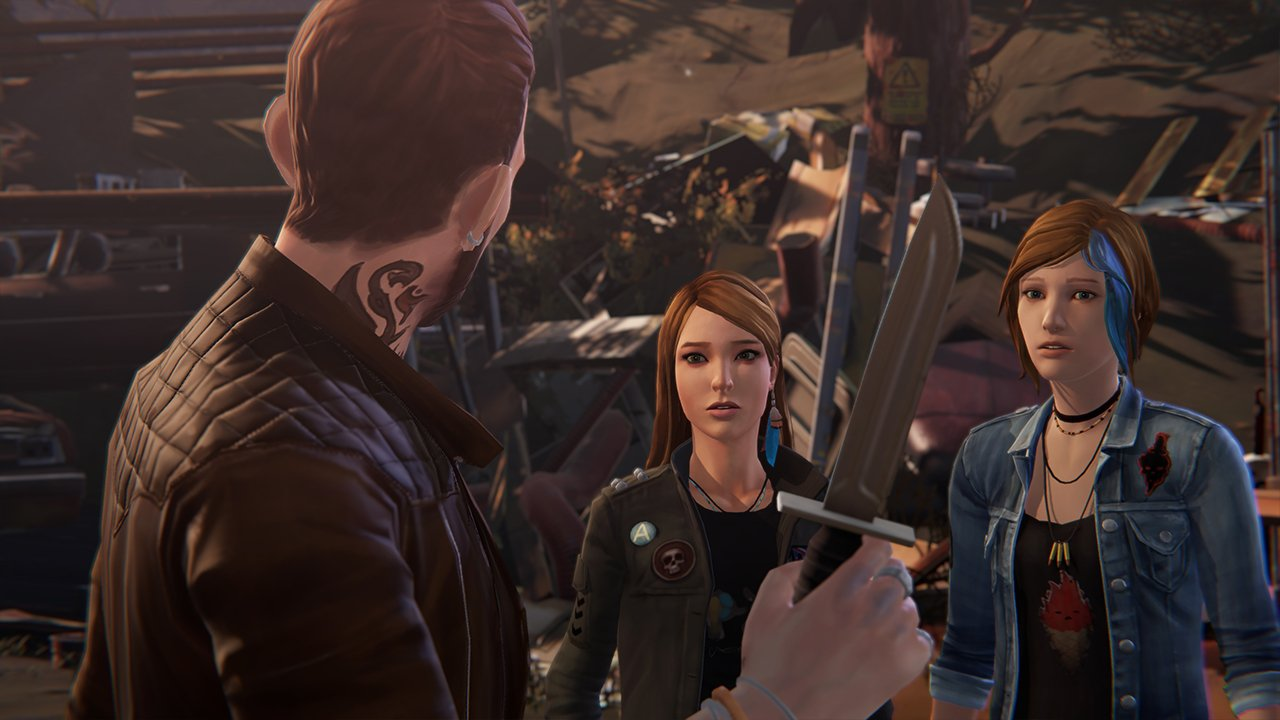 """Life is Strange: Before the Storm Episode 3: """"Hell is Empty"""" (PS4) Review: Lies in the Eye 13"""