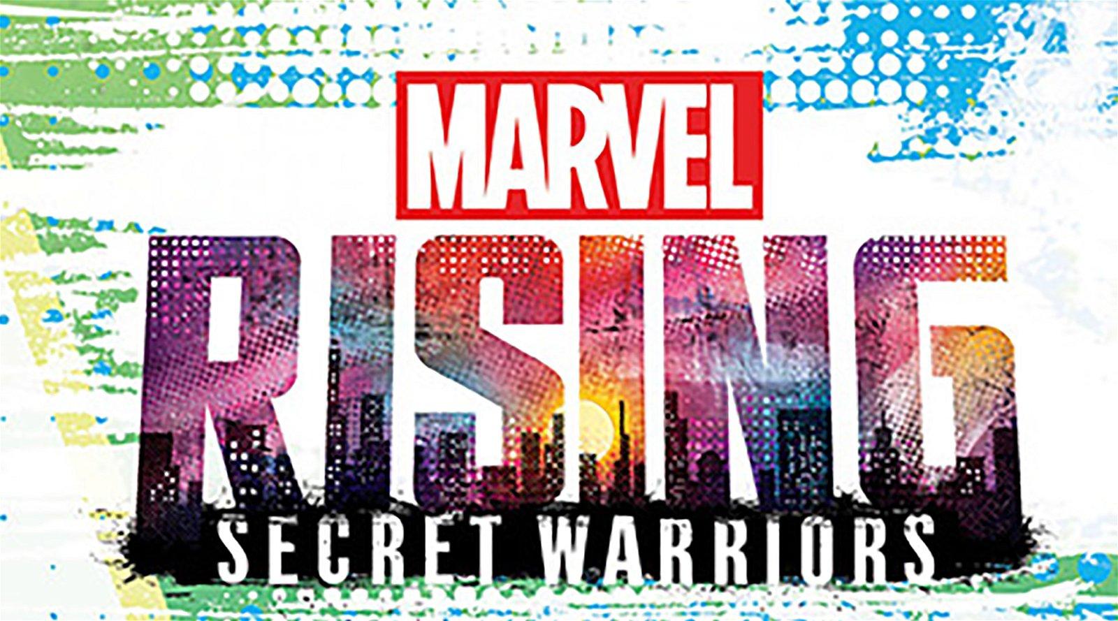 Marvel Announces Animated Film with Super Diverse Cast 1