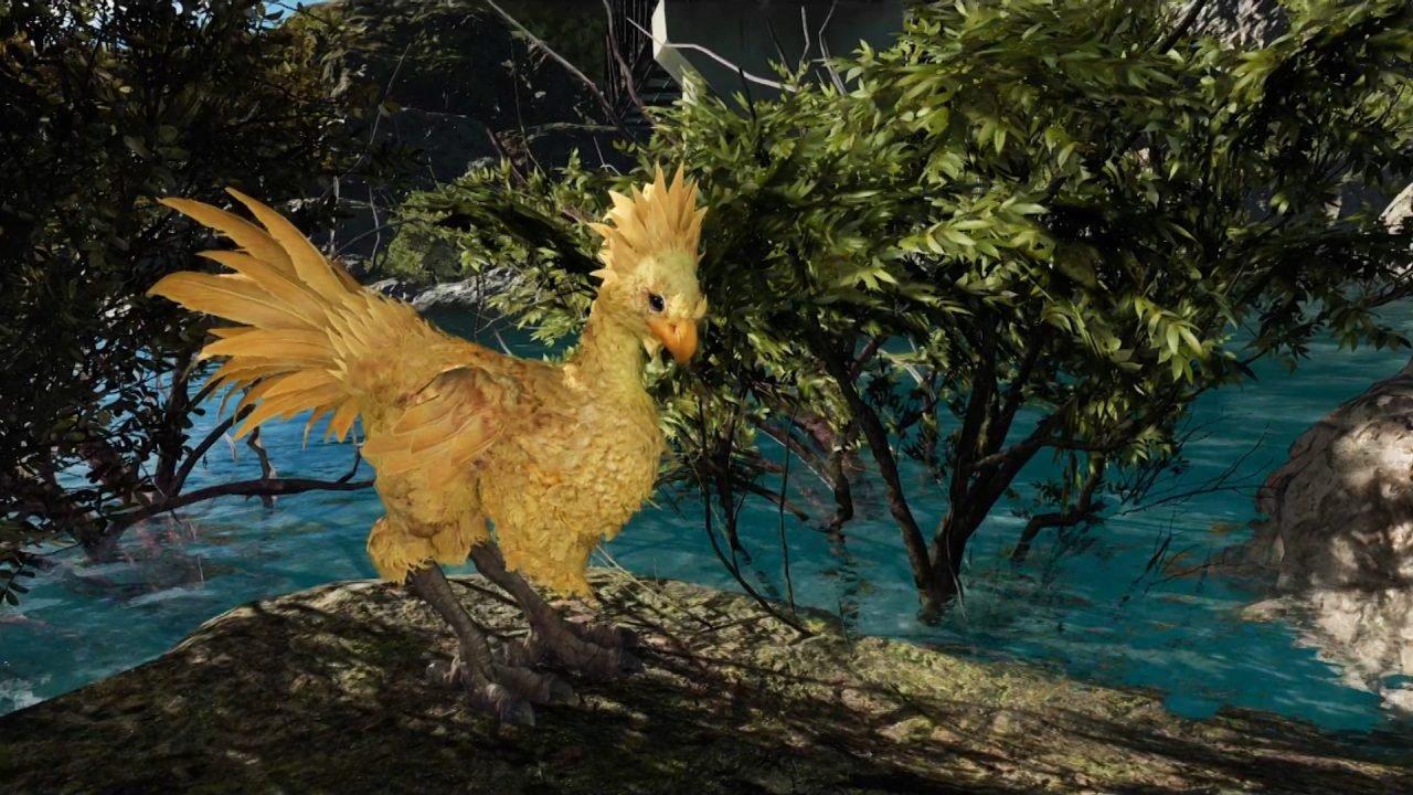 Monster Of The Deep: Final Fantasy Xv (Psvr) Review: Not-So-Deep Fishing Sim 4