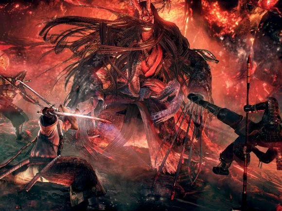 Nioh has the Best Combat of 2017, Period. 3