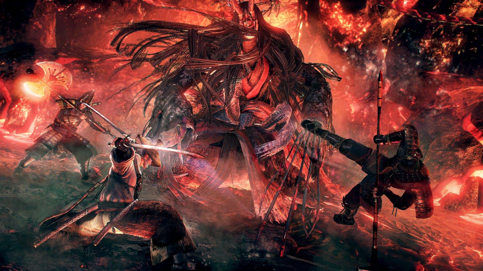 Nioh has the Best Combat of 2017, Period. 4