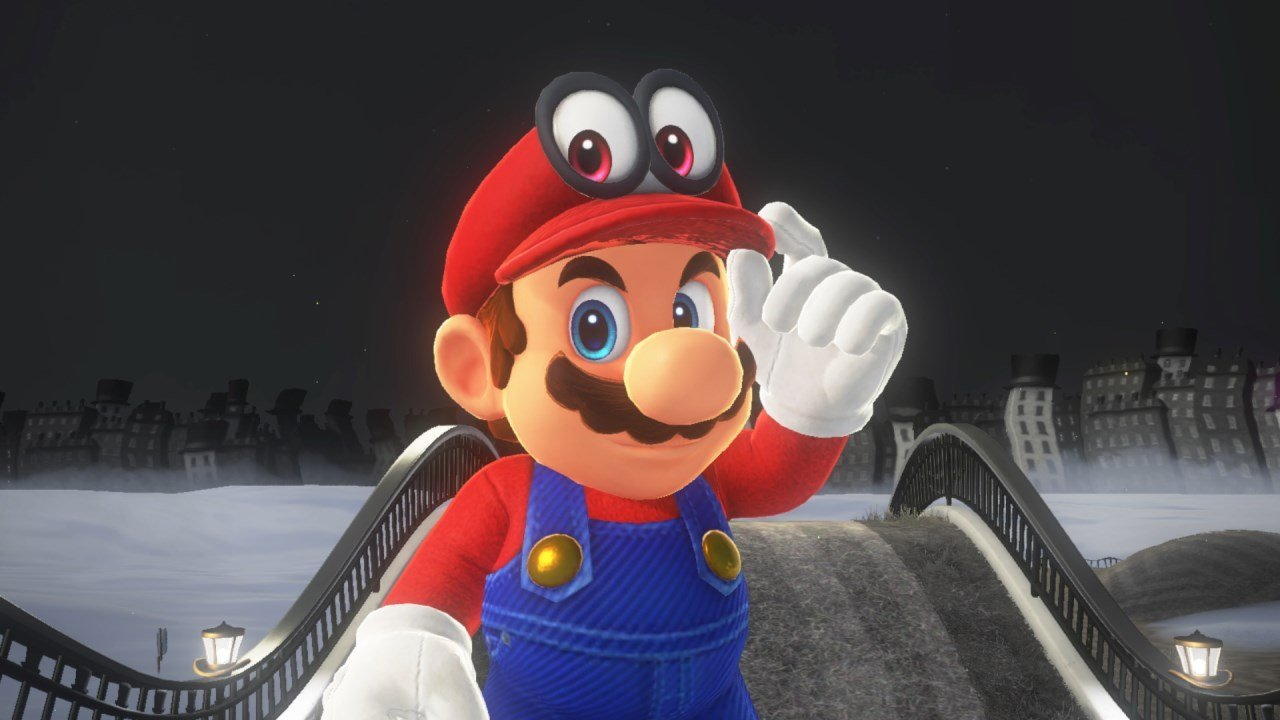 No Other Games Need Apply: Super Mario Odyssey is Game of the Year 2