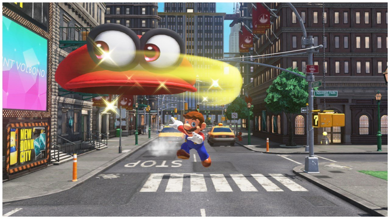 No Other Games Need Apply: Mario Odyssey is GOTY 4