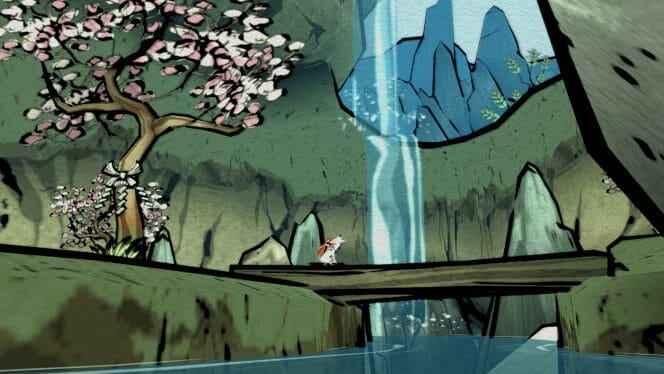 Okami Hd (Ps4) Review: The Littlest Hobo Of Our Times 3