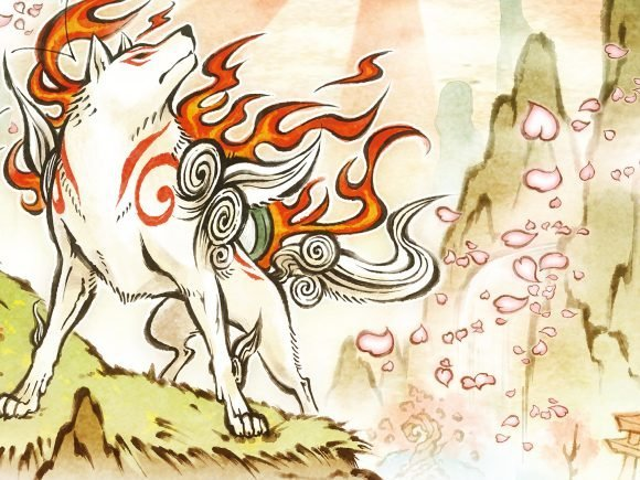 Okami HD (PS4) Review: The Littlest Hobo of Our Times