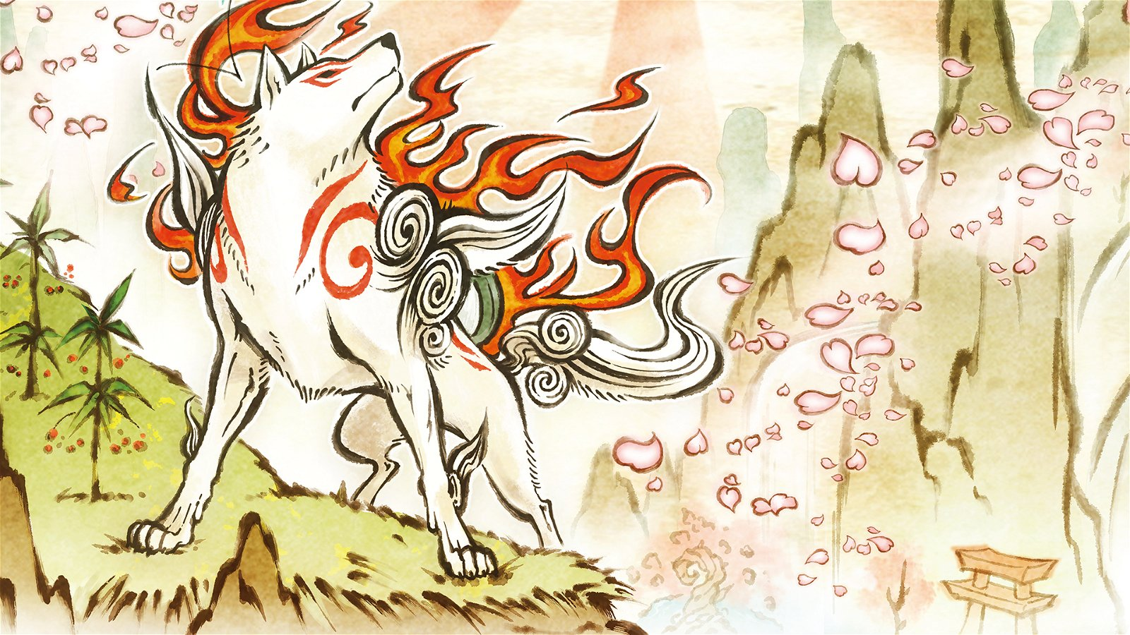 Okami HD (PS4) Review: The Littlest Hobo of Our Times 1