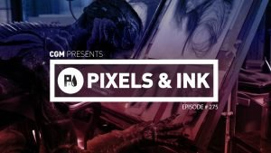 Pixels & Ink Podcast #275: The Shape of Bitcoin