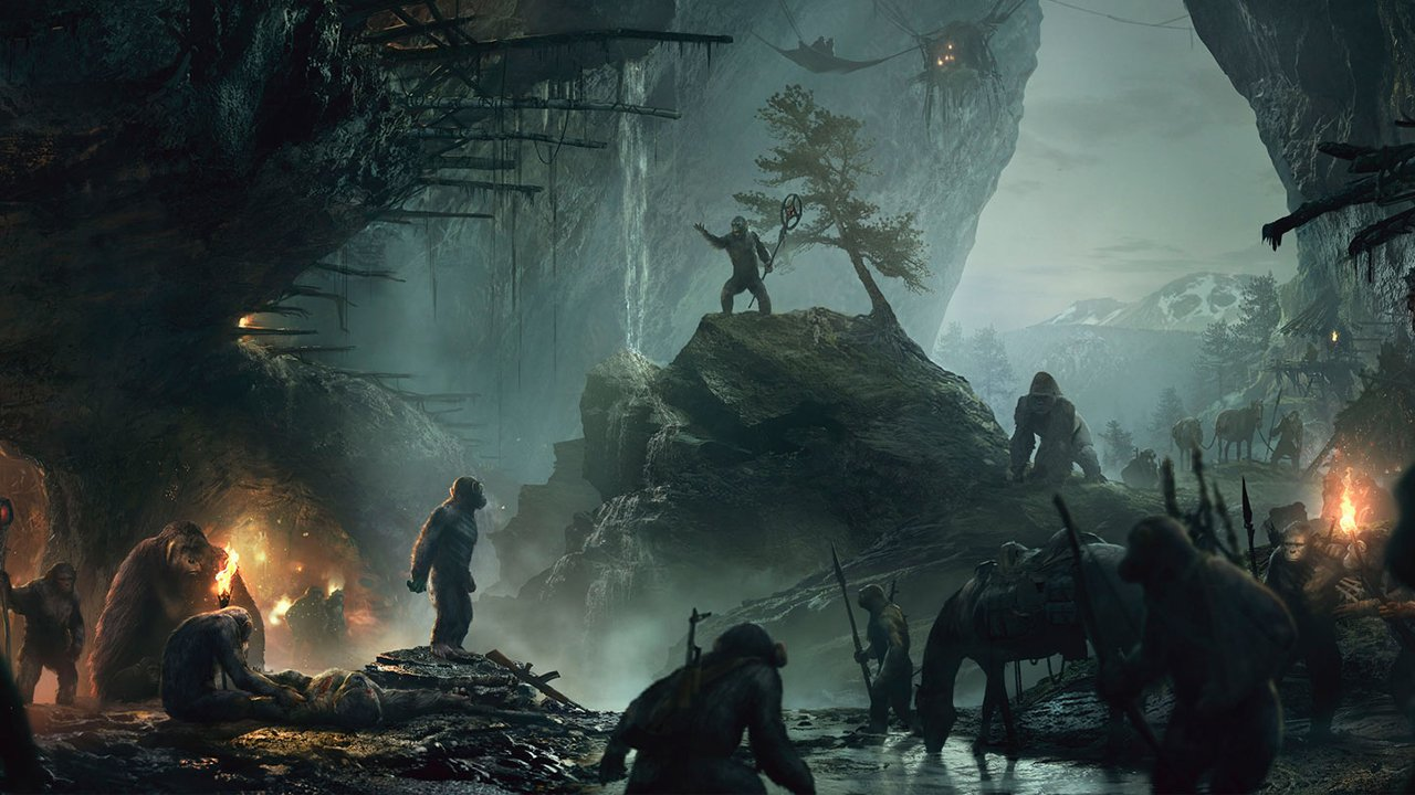 Planet of the Apes: Last Frontier (PS4) Review: Decide if Humans or Apes Win! 5