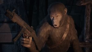 Planet of the Apes: Last Frontier (PS4) Review: 5
