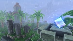 Portal Knights (Switch) Review: Blocky, Tepid Survival