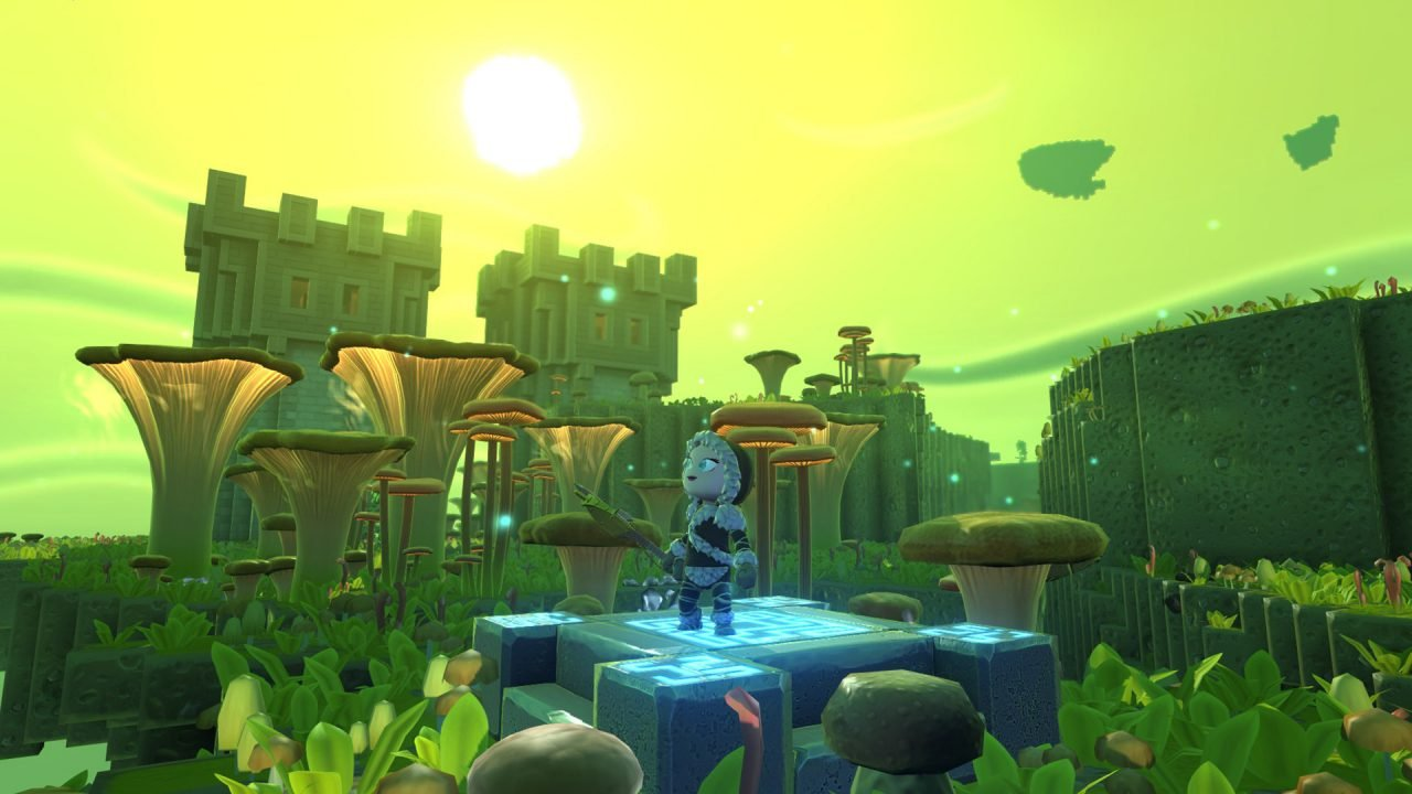 Portal Knights (Switch) Review: Blocky, Tepid Survival 3