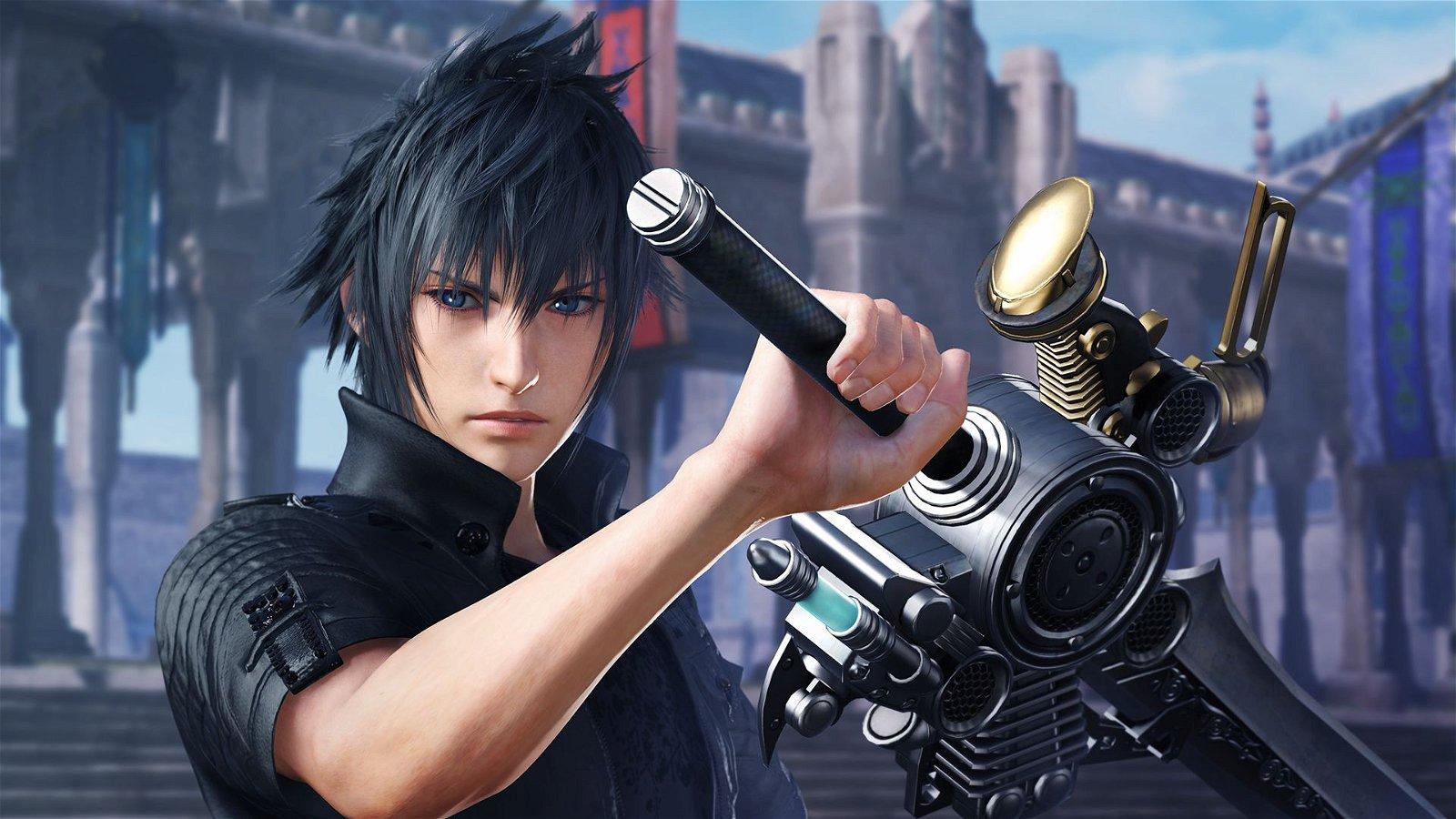 Square Enix Unveils New Dissidia Opening Cinematic and Cutscene