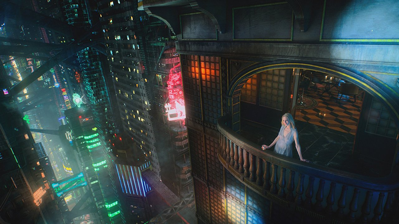 """Altered Carbon - Episode 1.1: """"Out of the Past"""" Review - Sci-fi Knock Off Central 3"""