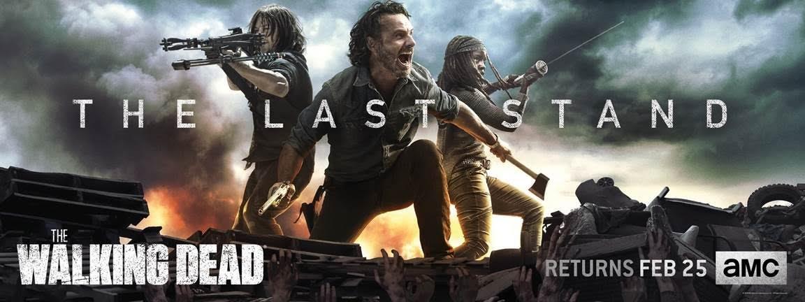 Amc Teases Walking Dead Season 8'S Second Half